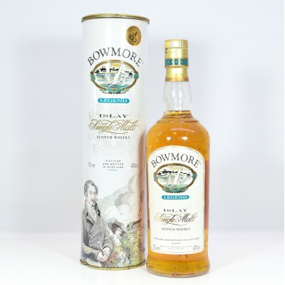 Bowmore Legend Of St Ives