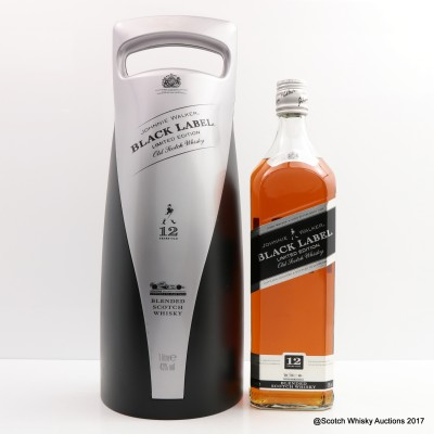 Johnnie Walker 12 Year Old Black Label McLaren Edition 1L