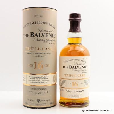 Balvenie 16 Year Old Triple Cask
