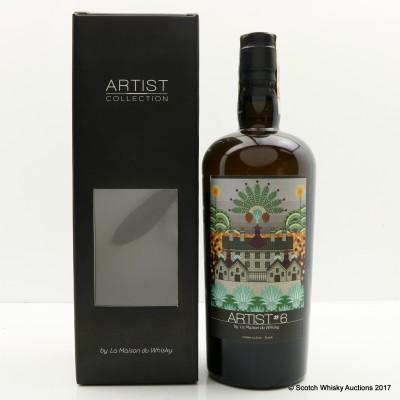 Highland Park 1989 25 Year Old Artist #6 La Maison Du Whisky