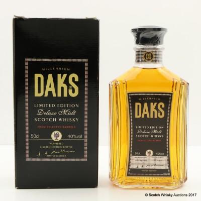 Daks Millenium Limited Edition 50cl