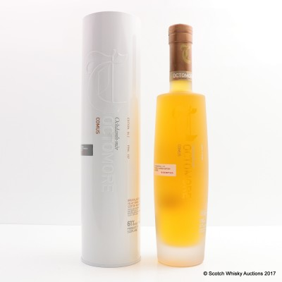 Octomore 04.2 Comus 5 Year Old