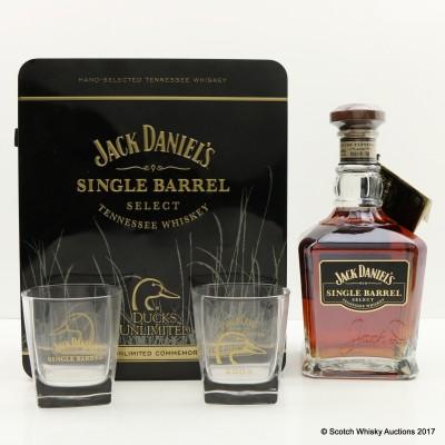 Jack Daniel's Single Barrel Select 2009 Ducks Unlimited 75cl