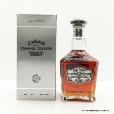 Jack Daniel's Silver Select Single Barrel 75cl