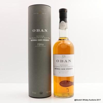 Oban 1969 32 Year Old