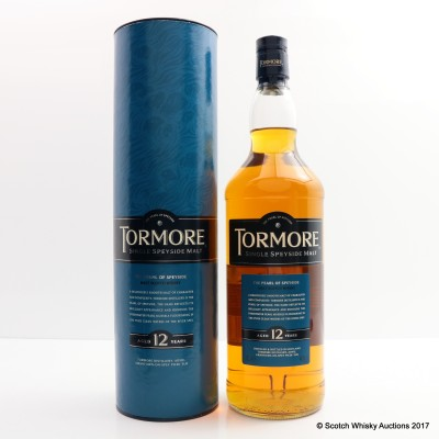 Tormore 12 Year Old 1L