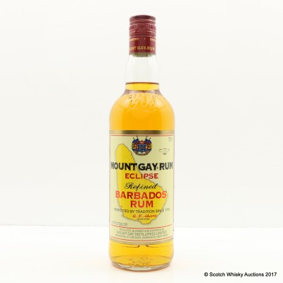 Mount Gay Refined Eclipse 75cl