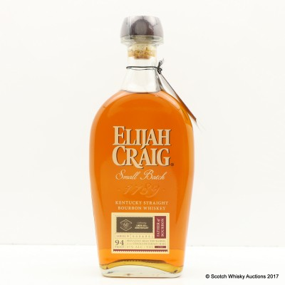 Elijah Craig Small Batch for 60th Anniversary of La Maison Du Whisky