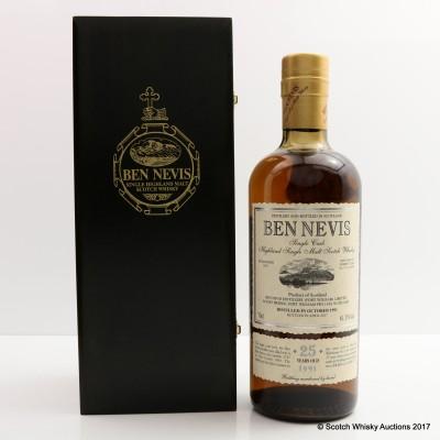 Ben Nevis 1991 25 Year Old