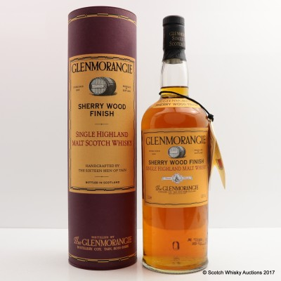 Glenmorangie Sherry Wood Finish 1L