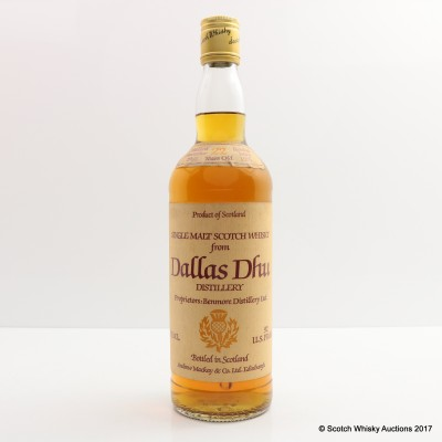 Dallas Dhu 1962 22 Year Old 75cl