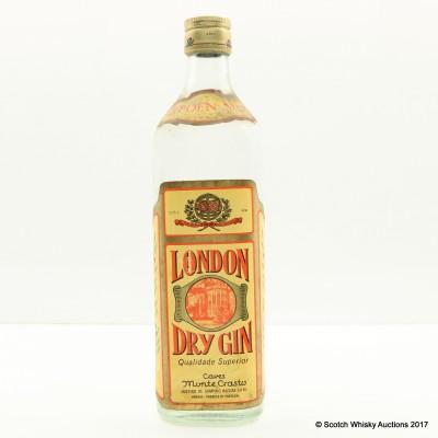 Monte Crasto London Dry Gin 75cl