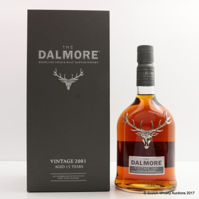 Dalmore 2001 15 Year Old Port Finish