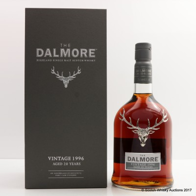 Dalmore 1996 20 Year Old Port Finish