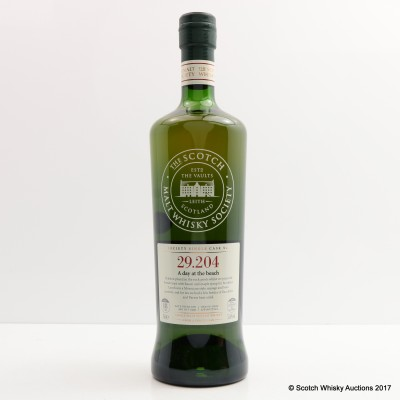 SMWS 29.204 Laphroaig 1997 18 Year Old