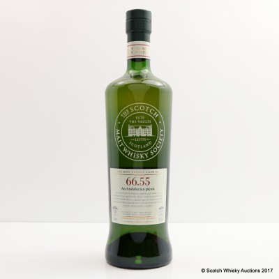 SMWS 66.55 Ardmore 2003 10 Year Old