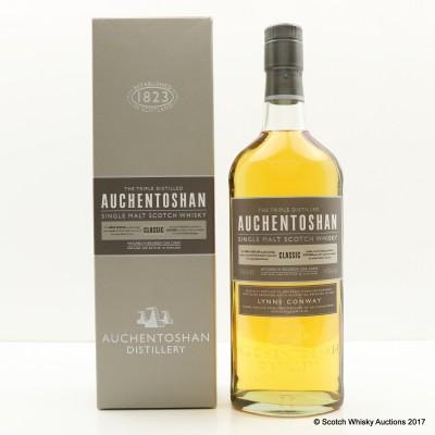 Auchentoshan Classic IIP Accreditation