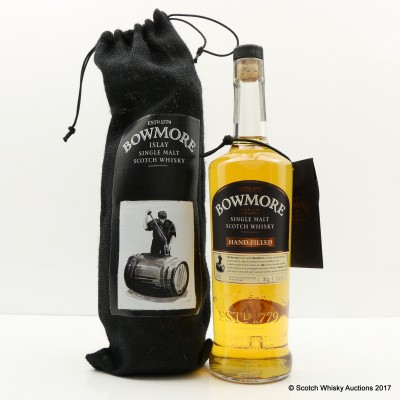 Bowmore 1997 Hand Filled 3rd Edition