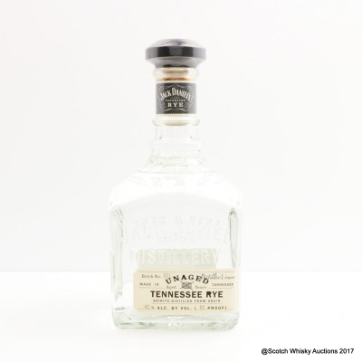 Jack Daniel's Unaged Rye Batch #1 75cl