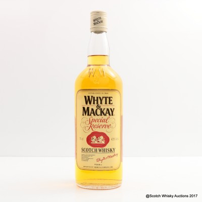 Whyte & MacKay Special Reserve 75cl