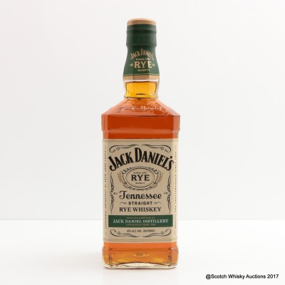 Jack Daniel's Rye 75cl
