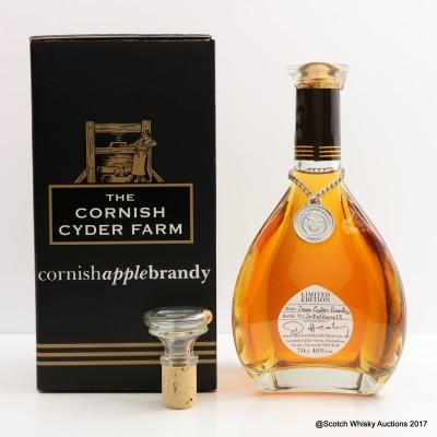 Cornish Cyder Farm Apple Brandy