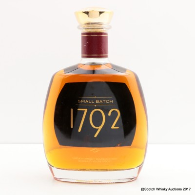 Small Batch 1792 Kentucky Straight Bourbon