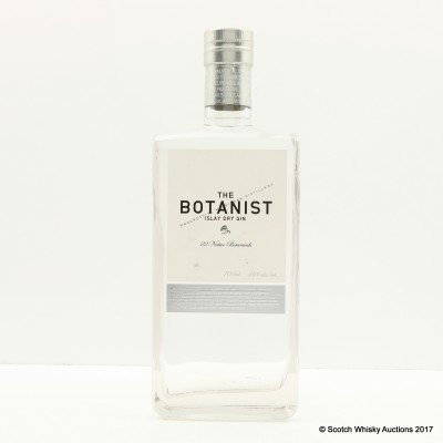Bruichladdich The Botanist Gin Old Style