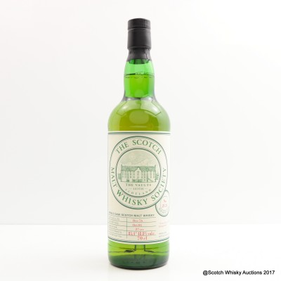 SMWS 21.24 Glenglassaugh 1976 Year Old 27 Year Old