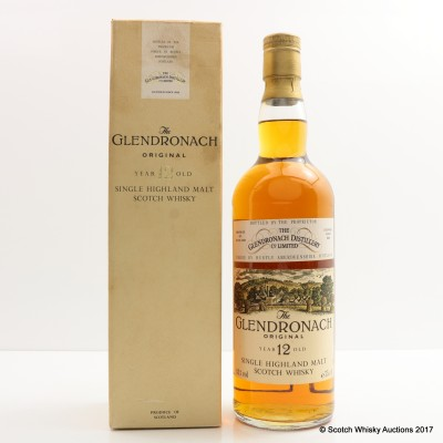 GlenDronach 12 Year Old 75cl