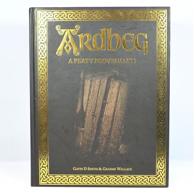 Ardbeg - A Peaty Provenance Book
