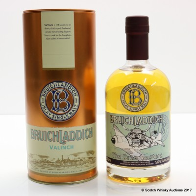 Bruichladdich Valinch The Drambusters 50cl
