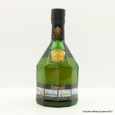 Cutty Sark Emerald 12 Year Old