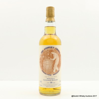 Convalmore 1981 16 Year Old Cooper's Choice