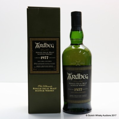Ardbeg 1977 Limited Edition