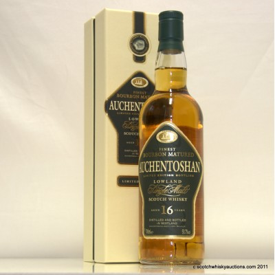 Auchentoshan 16 Bourbon