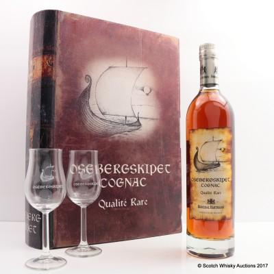 Osebergskipet Cognac Set