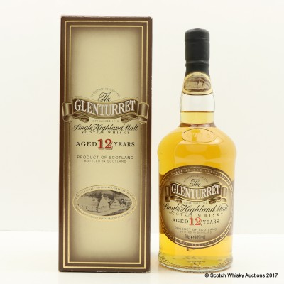 Glenturret 12 Year Old