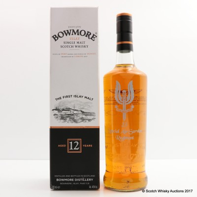 Bowmore 12 Year Old For S.A.S