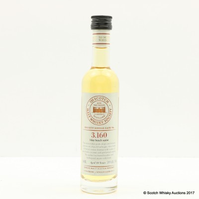 SMWS 3.160 Bowmore 10 Year Old 10cl