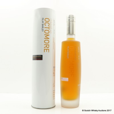 Octomore 06.3 Islay Barley 5 Year Old