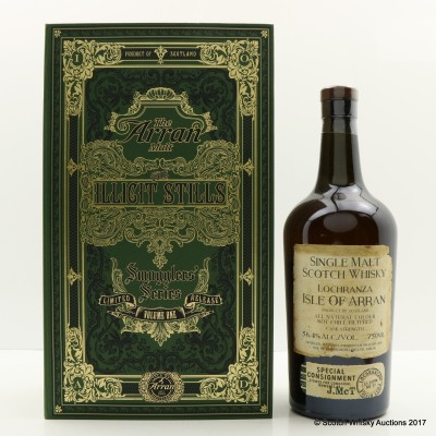 Arran Smugglers' Series - Volume One 'The Illicit Stills' 75cl