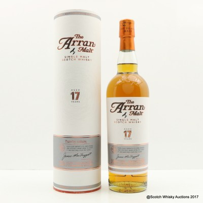 Arran 17 Year Old 2014 Release