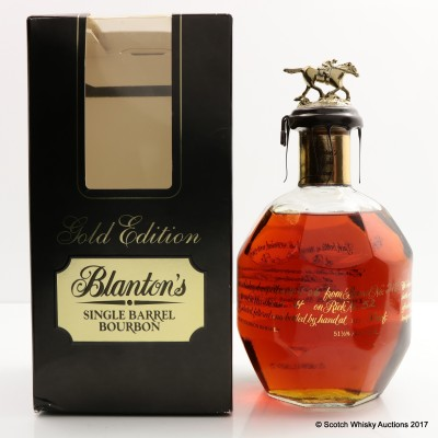 Blanton's Gold Edition 75cl