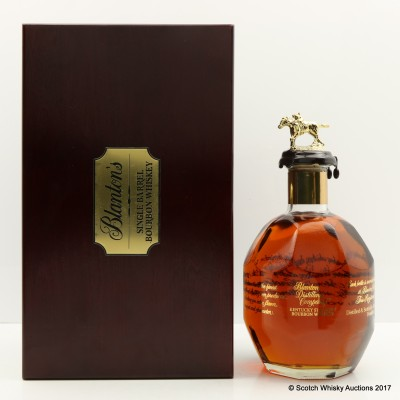 Blanton's Gold Edition In Wooden Humidor Box