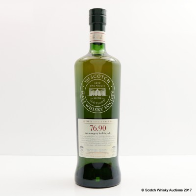 SMWS 76.90 Mortlach 1986 26 Year Old