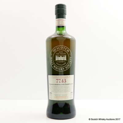 SMWS 77.43 Glen Ord 2001 14 Year Old