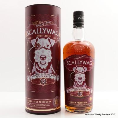 Scallywag 13 Year Old