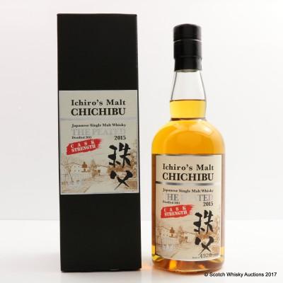 Chichibu Ichiro's Malt 2011 The Peated
