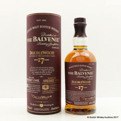 Balvenie 17 Year Old DoubleWood